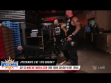 Luke Gallows  Karl Anderson assault Cesaro  Sheamus with a ladder_ Raw, March   копия