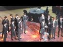 [FANCAM 직캠] 171115 EXO 엑소 Super Junior 슈주 cute interactions_ FABULOUS AWARD @ Asia Artist Awards