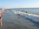 Адлер, пляж Огонёк самый лучший в Адлере