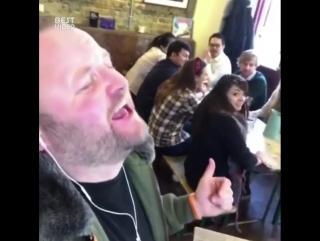 Как я пою в наушниках