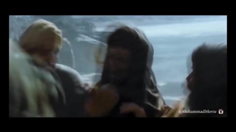 Мухаммад - посланник Бога фрагменты из фильма (режиссер Маджид Маджиди)