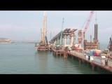 Крымский мост! Мои впечатления. Уникальный видеоматериал Грэма Филлипса