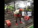 Кевин Оак, тяга 370 кг