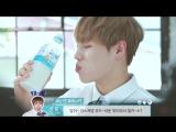 171010 Wanna One x Milkis Yo-Hi Water Making Film