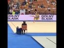 Дина Аверина - обруч Всемирные игры 2017, Вроцлав