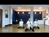 Robin Thicke - Blurred Lines (feat. T.I. & Pharrell) WAACKING CHOREO by Evgenia Panda