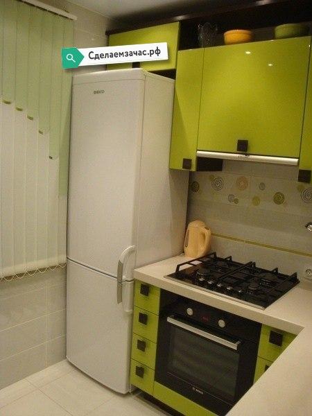 Хороший дизайн для маленькой кухни