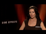 Catherine Zeta-Jones - Side Effects Interview HD
