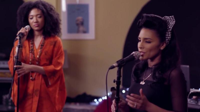 SHE Live - Crystal Starr ft. Andra Day, Judith Hill, Kyra Dacosta