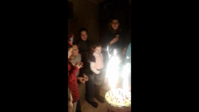 День народження 10років