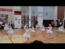 танец в лентами гимнастическая часть2017