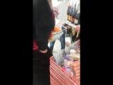 Бездонный карман цыганки шоплифтерши