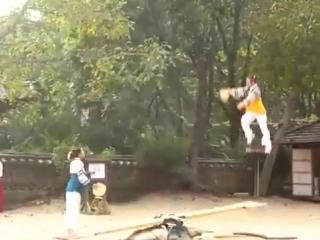 Обычный двор в Китае