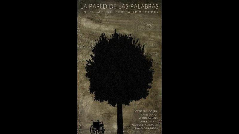 Cine cubano de los 200' LA PARED DE LAS PALABRAS