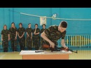 Разборка сборка автомата АК 74 16 секунд рекорд школы