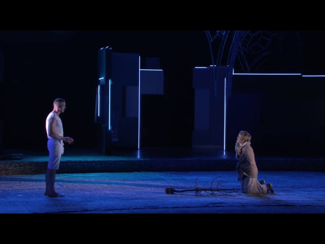 Angels in America NT live Part 2 - Act 1 (Andrew Garfield)