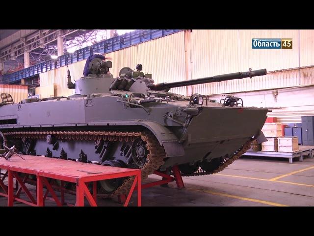 Ветераны Курганмашзавода: «Завод доедает последние запасы»