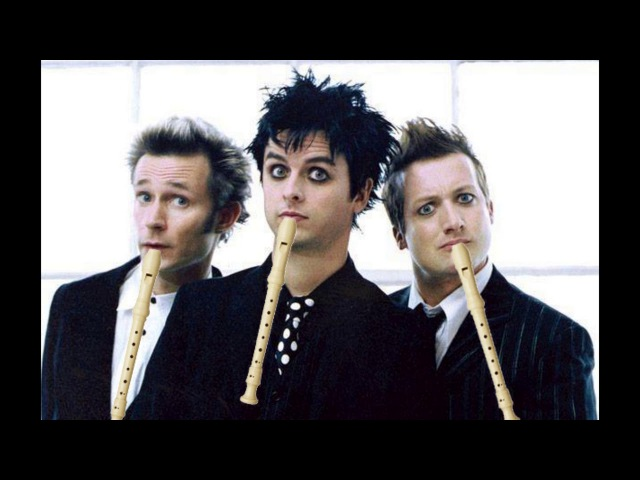 GREEN DAY - BOULEVARD OF BROKEN DREAMS - SHITTYFLUTED
