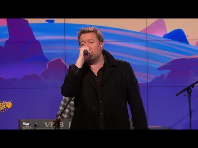 Saturday Sessions: Elbow performs All Disco