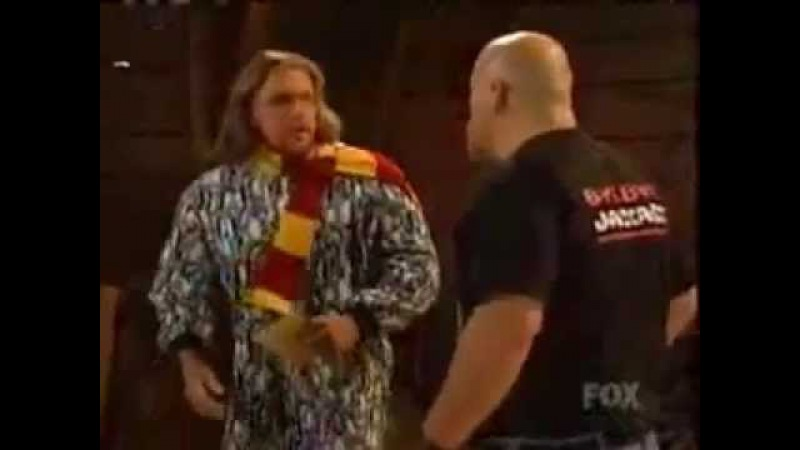 MadTV - Triple H and Steve Austin in Harry Potter Parody