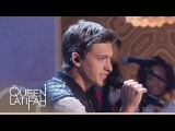 Asher Monroe Performs 'Here With You' on The Queen Latifah Show