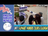 Esl Class | Learn English Speaking For Beginners | American English In Real Life | Unit 1