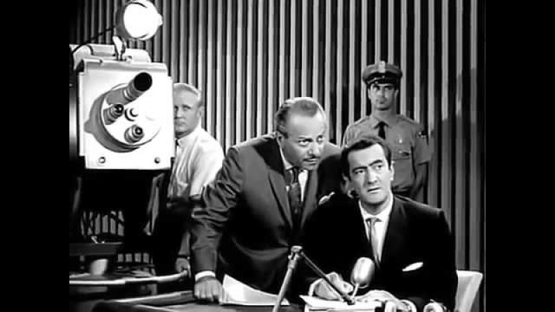 The Twilight Zone To Serve Man 1962
