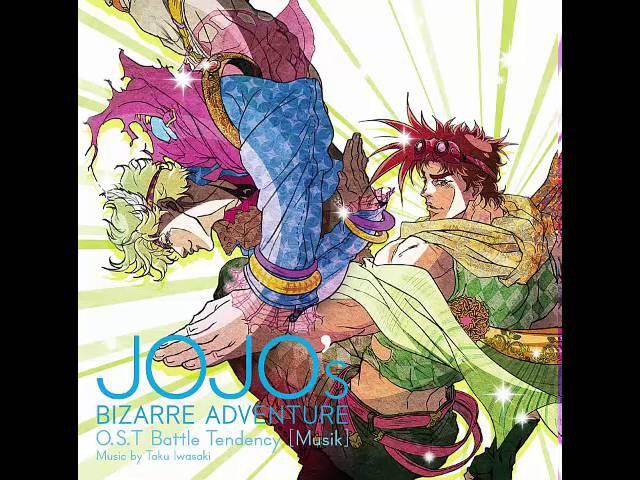 Il mare eterno nella mia anima Jojo's Bizarre Adventure OST Battle Tendency Italian Shiza theme