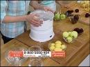 Авточистка для овощей и фруктов. Бытовая электрическая картофелечистка для дома. domatv