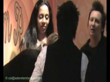 Adam Lambert bowling at All Star Lanes, Bloomsbury Place, London (part 5)