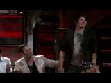 Adam Lambert-American Idol Top 10 (group performance+night results)