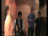 Adam Lambert bowling at All Star Lanes, Bloomsbury Place, London (part 2)