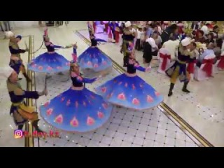 Уйгурский танец Ансамбль Рухсара