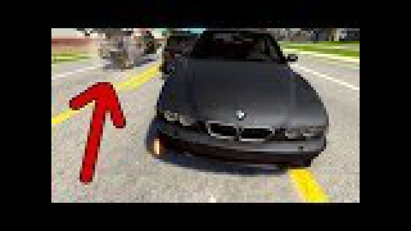 МИНУТУ НАЗАД BMW БЫЛИ НОВЕНЬКИМИ... | BeamNG.drive