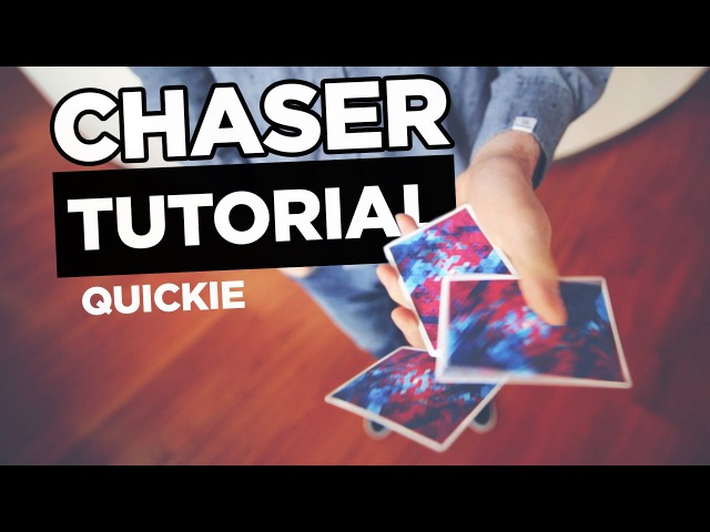 Tutorial: CHASER by Dimitri Arleri | Quickie | Cardistry Touch