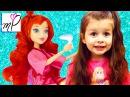 Кукла BLOOM. Winx на русском Винкс Клуб. Winx club Movie. My Polly