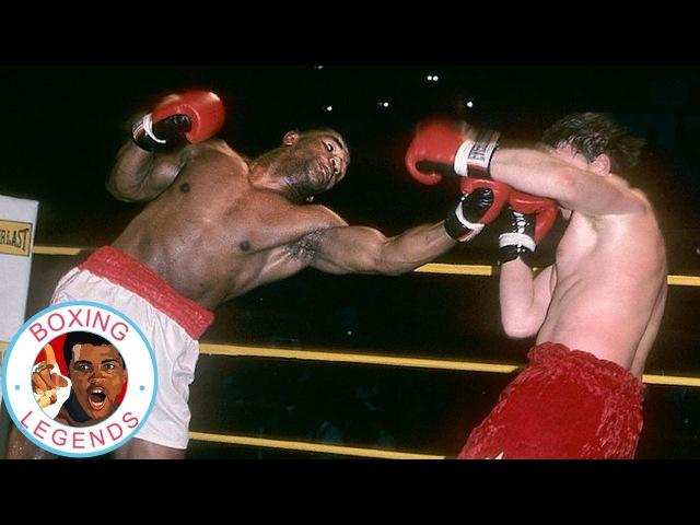 Mike Tyson vs Steve Zouski (Highlights) [1986-03-10]