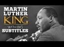 {LEARN ENGLISH} Martin Luther King: I Have a Dream | SPEECH with BIG SUBTITLES