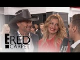 Tim McGraw &amp Faith Hill Reveal Details of Upcoming Tour  E! Live from the Red Carpet