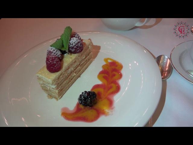 Ужин в Гранд Отеле Европа
