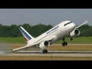 Самые страшные и опасные взлеты и посадки самолетов. Takeoffs and Landings of Aircraft