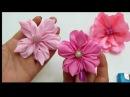 Hermosas Flores FÁciles de elaborar paso a paso, Tiaras para Bebe Tono Rosado