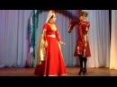 РАГОН ХОНГА Осетинский танец
