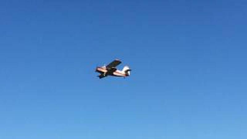 Ан-2 на аэродроме