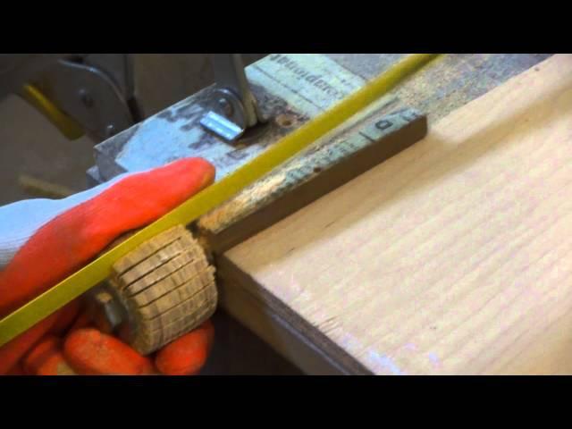Лепестковый шкурочный барабан за 30 минут.(Making A Flap Sander)