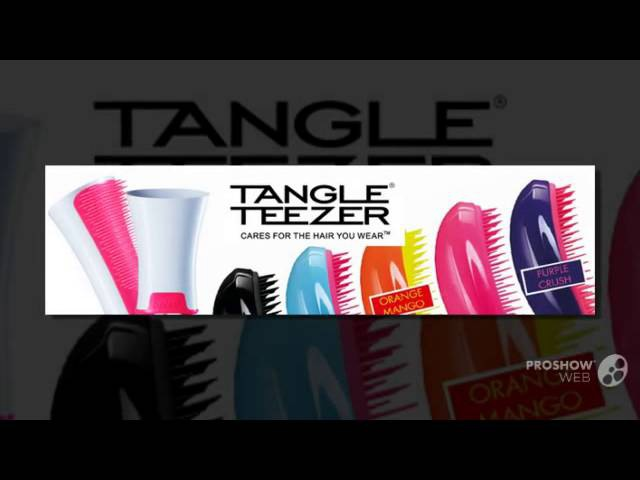 Tangler teezer Чудо расческа tangle teezer