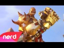 Overwatch Song | What's My Name (Doomfist Song)| NerdOut [Prod. by Boston]