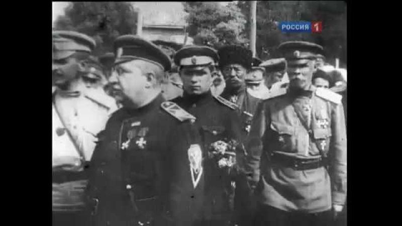 Капитан П.В.Макаров - адъютант генерала Май-Маевского