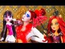 Polen profesyonel dans yarışmasına katılıyor 💃 Draculaura ile süslenme oyunu 💄 Kızoyunları 💜