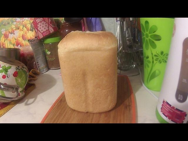 Выпечка французского хлеба в хлебопечке REDMOND RBM-M1911
